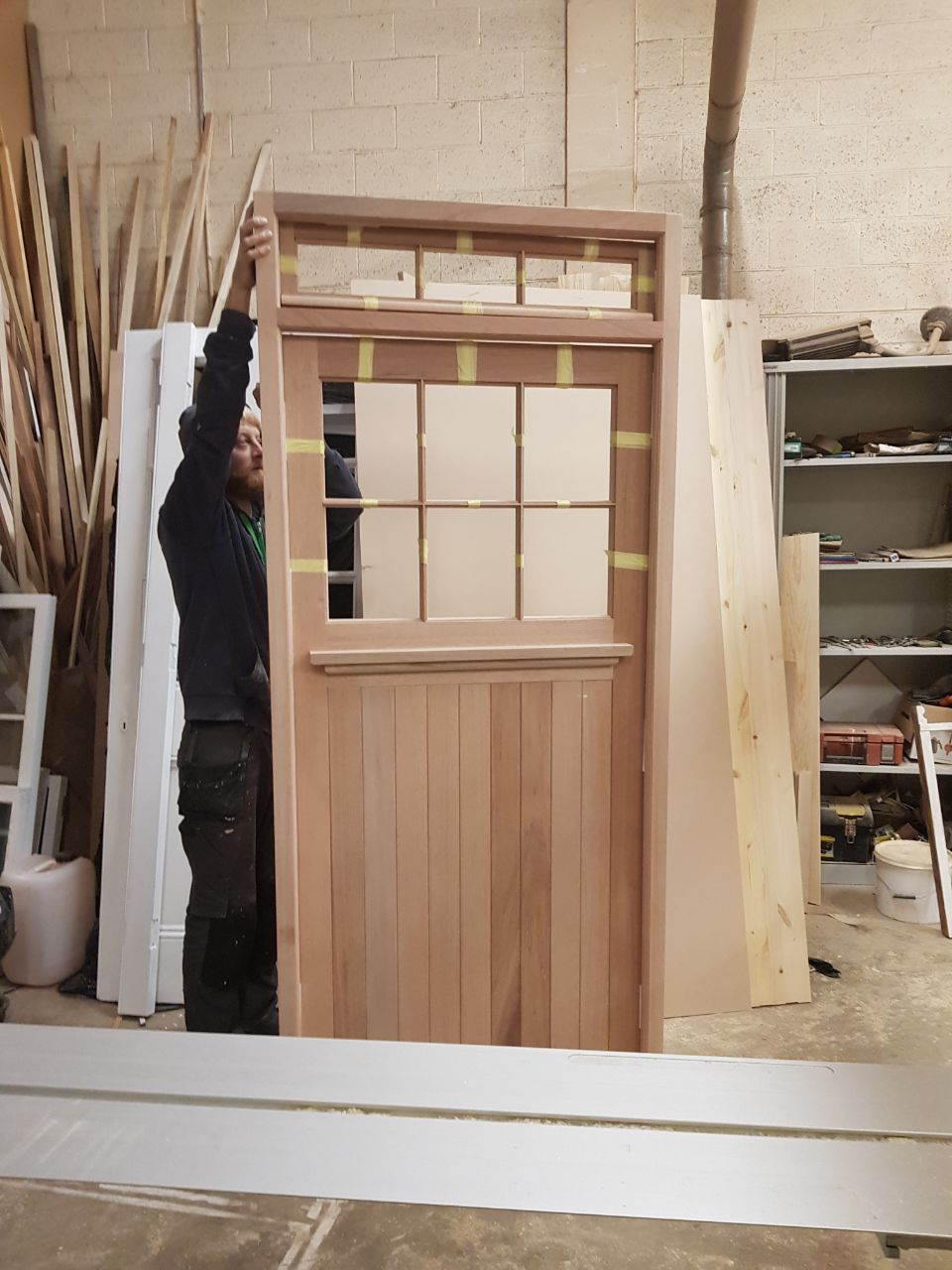 New Doors Doors Maclyn Conservation Joinery